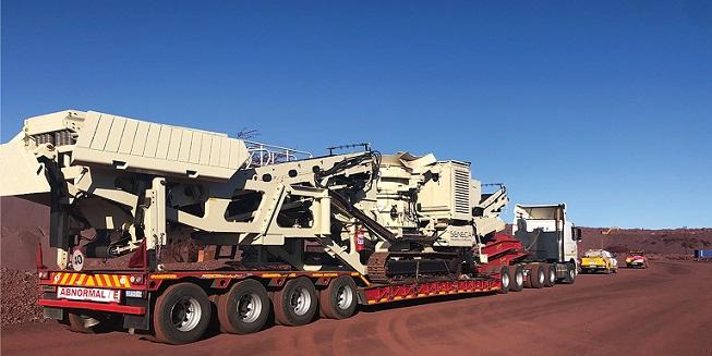 حمل و نقل سنگین برای اهواز و خوزستان