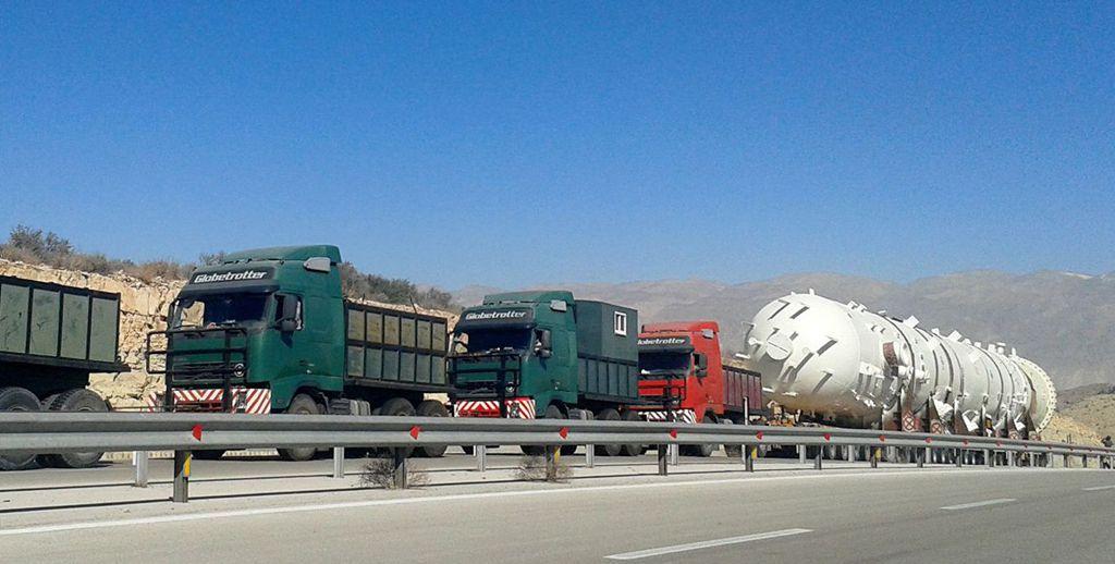 حمل و نقل سنگین